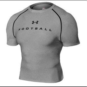 Under Armour Men's Heat Gear Football Shirt